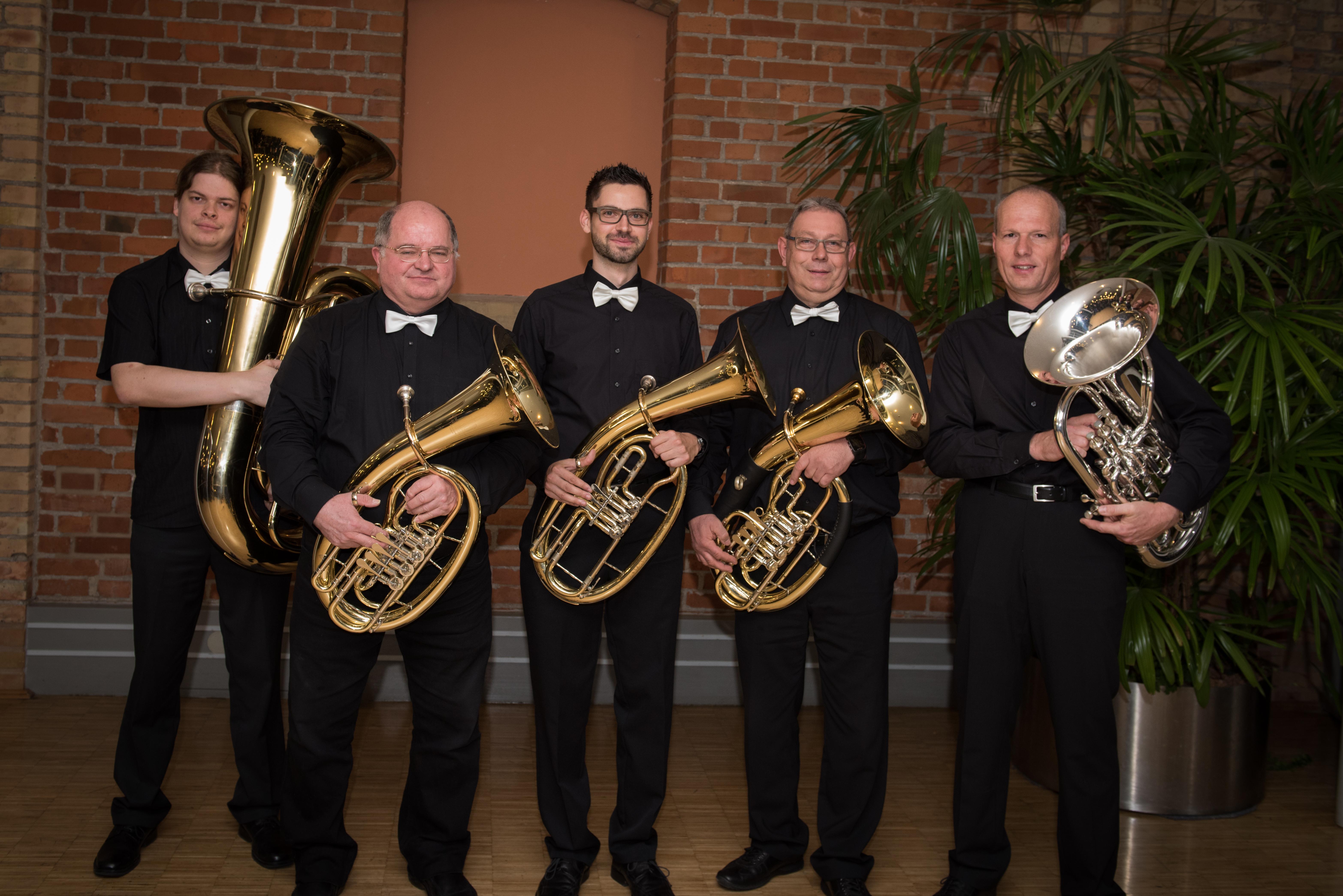 Euphonium, Tenorhorn und Tuba