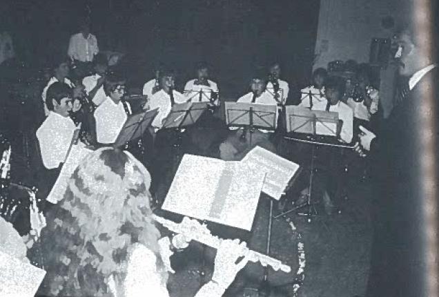 Gründung der Musikschule Erlenbach-Binswangen